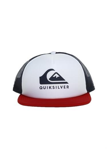 Quiksilver Quiksilver   Beyaz Şapka Beyaz